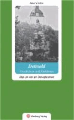 Geschichten und Anekdoten aus Detmold -  Also um vier am Donopbrunnen.