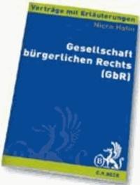 Gesellschaft bürgerlichen Rechts (GbR).