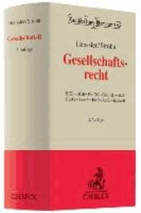 Gesellschaftsrecht - BGB, HGB, PartGG, GmbHG, AktG, GenG, UmwG, InsO, AnfG, IntGesR.