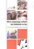 GESPER - Micro-compostage collectif des biodéchets en bac - Recueil de recommandations de mise en oeuvre.