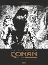Gess - Conan le Cimmérien Tome 9 : Les mangeurs d'hommes de Zamboula.