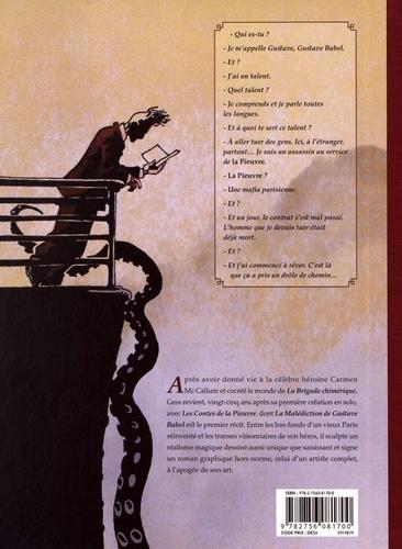 La malédiction de Gustave Babel. Un récit des contes de la Pieuvre