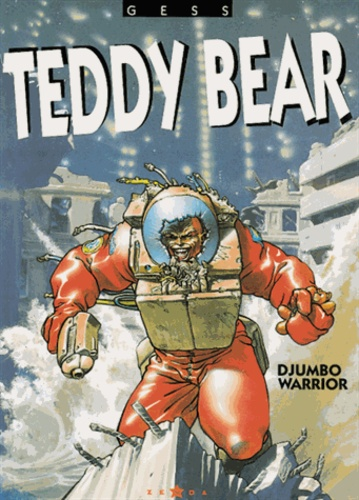TEDDY BEAR T02