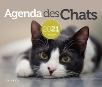 Geste éditions - Agenda des chats.