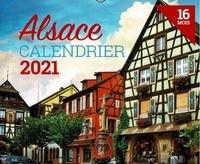 Geste éditions - Calendrier L'Alsace.