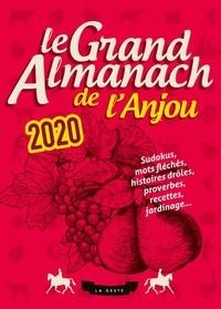 Geste éditions - Le Grand Almanach de l'Anjou.
