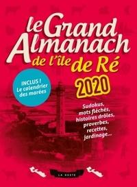 Geste éditions - Le Grand Almanach de l'île de Ré.