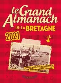 Geste éditions - Le grand almanach de la Bretagne.