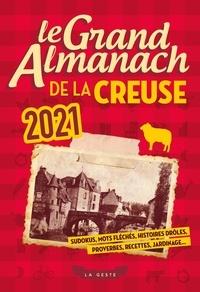 Geste éditions - Le grand almanach de la Creuse.