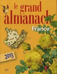 Cjtaboo.be Le grand almanach de la France Image