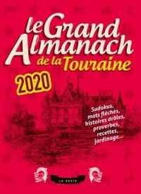 Geste éditions - Le Grand Almanach de la Touraine.