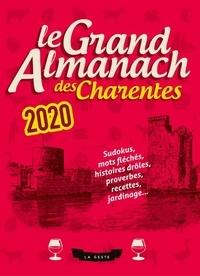 Deedr.fr Le Grand Almanach des Charentes Image