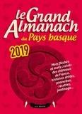 Geste éditions - Le grand almanach du Pays Basque.