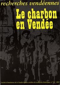 CVRH - Recherches vendéennes N° 10 : Le charbon en Vendée.
