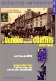 Jean Rousseau et Pierre Legal - Recherches vendéennes N° 21/2014 : La Vendée dans les conflits (1914-1944).