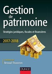 Gestion de patrimoine - Format PDF - 9782100766901 - 34,99 €