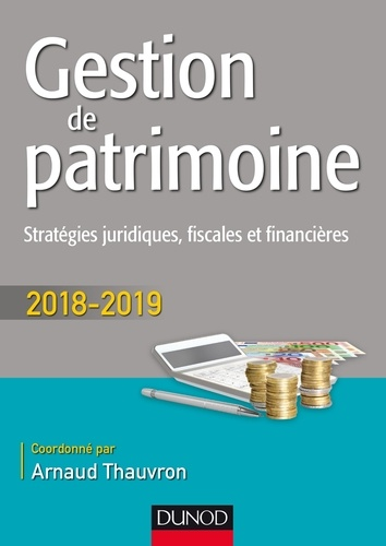 Gestion de patrimoine - Format PDF - 9782100784172 - 35,99 €