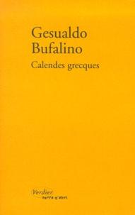 Gesualdo Bufalino - .