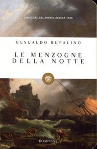Gesualdo Bufalino - Le menzogne della notte.