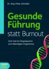Gesunde Frührung statt Burnout - Vom starren Organigramm zum lebendigen Organismus.