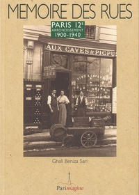 Ghali Beniza Sari - Paris 12e arrondissement - 1900-1940.