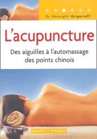 Deedr.fr L'acupuncture - Des aiguilles à l'automassage des points chinois Image