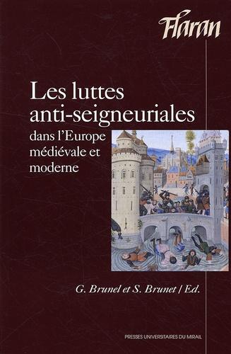 Haro sur le seigneur !. Les luttes anti-seigneuriales dans l'Europe médiévale et moderne