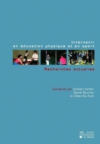 Ghislain Carlier - Intervenir en Education Physique et en Recherches Actuelles.