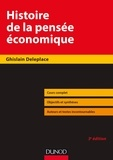 """Ghislain Deleplace - Histoire de la pensée économique - Du """"royaume agricole"""" de Quesnay au """"monde à la Arrow-Debreu""""."""