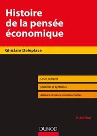 Histoire de la pensée économique - Du royaume agricole de Quesnay au monde à la Arrow-Debreu.pdf