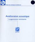 Ghislain Pinçon - Amélioration acoustique des logements existants.