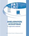 Ghislain Pinçon et Amandine Maillet - Amélioration acoustique des logements existants.