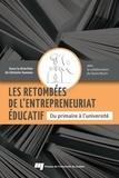 Ghislain Samson - Les retombées de l'entrepreneuriat éducatif - Du primaire à l'université.