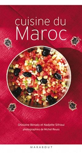 Ghislaine Benady et Najat Sifrioui - Cuisine du Maroc.