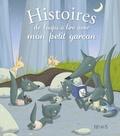 Ghislaine Biondi et Marie Flusin - Histoires de loups à lire avec mon petit garcon.