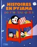 Ghislaine Biondi et Karine-Marie Amiot - Histoires en pyjama pour les tout-petits.