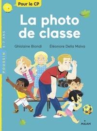 Ghislaine Biondi - La photo de classe.