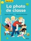 Ghislaine Biondi et Eléonore Della Malva - La photo de classe.