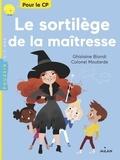 Ghislaine Biondi et  Colonel Moutarde - Le sortilège de la maîtresse.