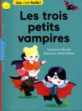 Ghislaine Biondi et Eléonore Della Malva - Les trois petits vampires.