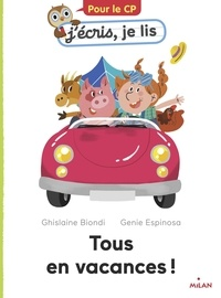 Ghislaine Biondi et Genie Espinosa - Tous en vacances!.