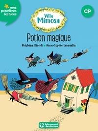 Ghislaine Biondi - Villa Mimosa 3 - Potion magique.