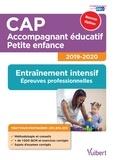 Ghislaine Camus - CAP Accompagnant éducatif Petite enfance - Entraînement intensif, épreuves professionnelles - EP1, EP2, EP3.