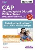 Ghislaine Camus - CAP Accompagnant éducatif Petite enfance - Epreuves professionnelles.