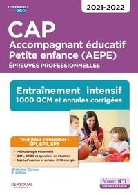 Ghislaine Camus - CAP accompagnement éducatif Petite enfance (AEPE) - Epreuves professionnelles.