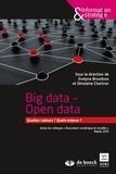 Ghislaine Chartron et Evelyne Broudoux - Open data.