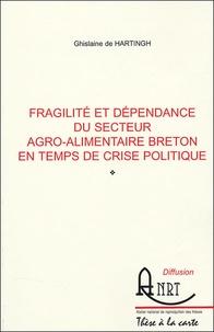 Accentsonline.fr Fragilité et dépendance du secteur agro-alimentaire Breton en temps de crise politique Image