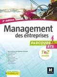 Ghislaine Guichard - Management des entreprises BTS 1re et 2e année.