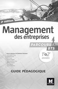 Cjtaboo.be Management des entreprises BTS 1re et 2e années Parcours - Guide pédagogique Image