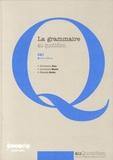 Ghislaine Haas et Laurence Maurel - La grammaire au quotidien CE1. 1 Cédérom